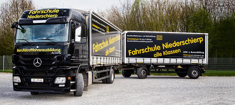 BKF Zertifizierung   Fahrschule Niederschierp
